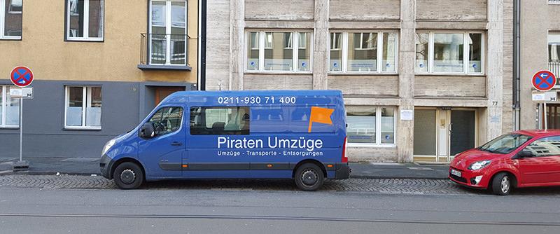 Halteverbot und Parkverbot Köln